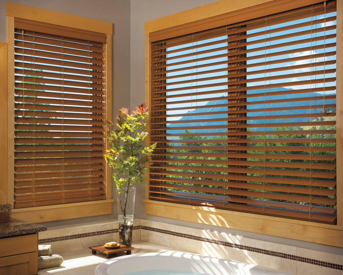 horizontal blinds northwestblind. Black Bedroom Furniture Sets. Home Design Ideas